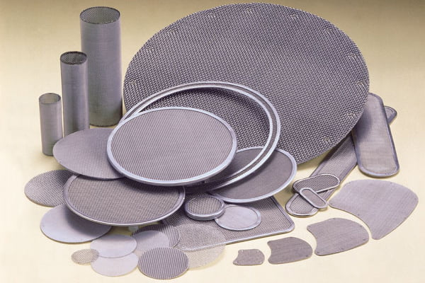 Industrial Woven Wire Mesh, Wirecloth, Filters and Screens